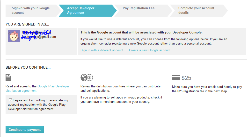 Tutorial] How to become a publisher on google play store – DevStudika